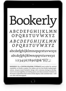 Font ใหม่ Bookerly